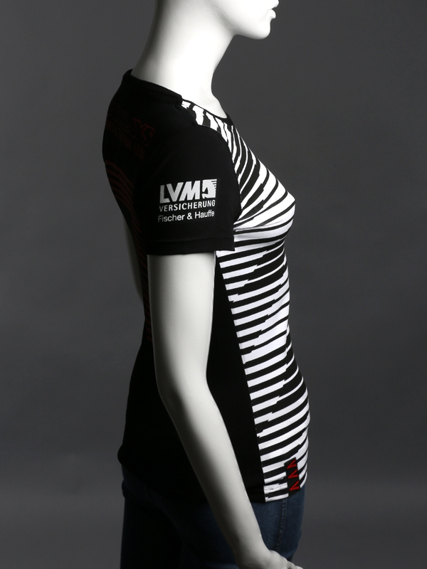 LVM-Arena T-Shirt Woman right side